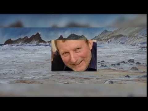 Best Scottish Hebrides Painter and Artist| Scottish Hebrides Landscape Paintings