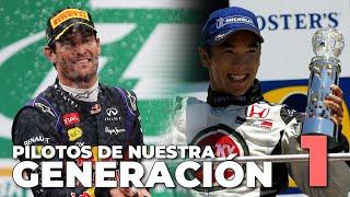 ¿Qué fue de Mark Webber, Takuma Sato y otros? - Pilotos de nuestra generación #1 | Efeuno