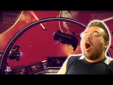 No Man's Sky - Stage Demo REACTION [Sony E3 2015 Conference]