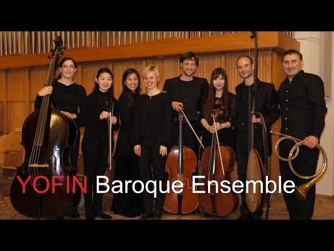 YOFIN Baroque Ensemble Zurich