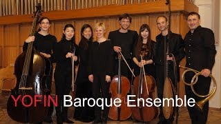 YOFIN Baroque Ensemble Zurich