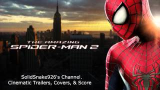 The Amazing Spider-Man 2 OST - Hans Zimmer - Electro Suite (Paranoia) - Pharrell Williams