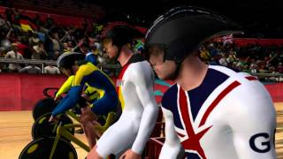 London 2012 Official Video Game - London Is Ready
