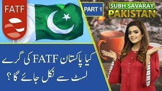 Kya Pakistan FATF Grey List Say Nikal Paye Ga? | Subh Savaray Pakistan (Part 1) | 19 February 2020