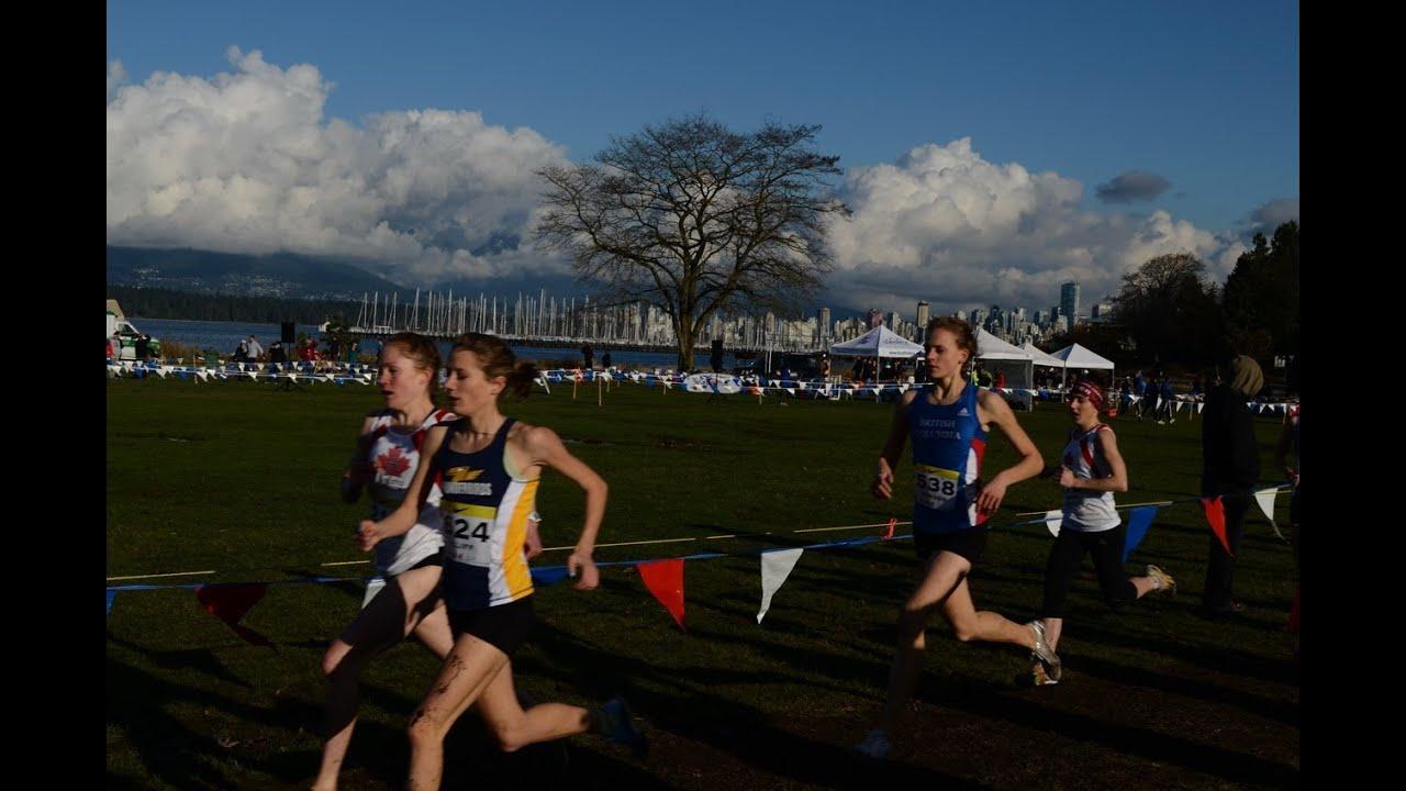 Canadian Cross Country Championships - 2012 - Senior Women -5869