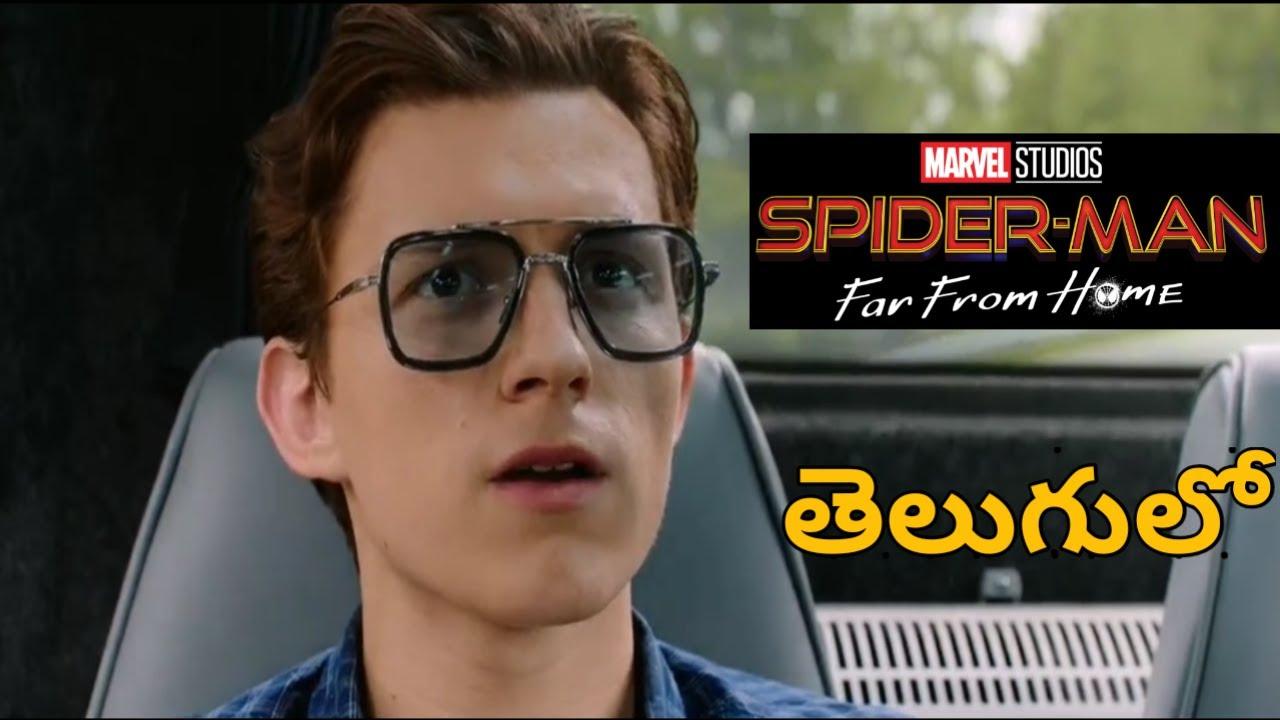 Download Spiderman Far From Home Telugu Dubbed Movie Scene