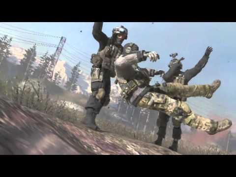Modern Warfare 2: Roach & Ghost Death Best Quality Available HD