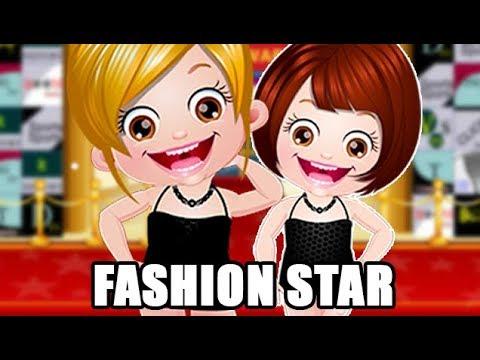 Baby Hazel Fashion Star - Fun Game Videos By Baby Hazel Games - 동영상