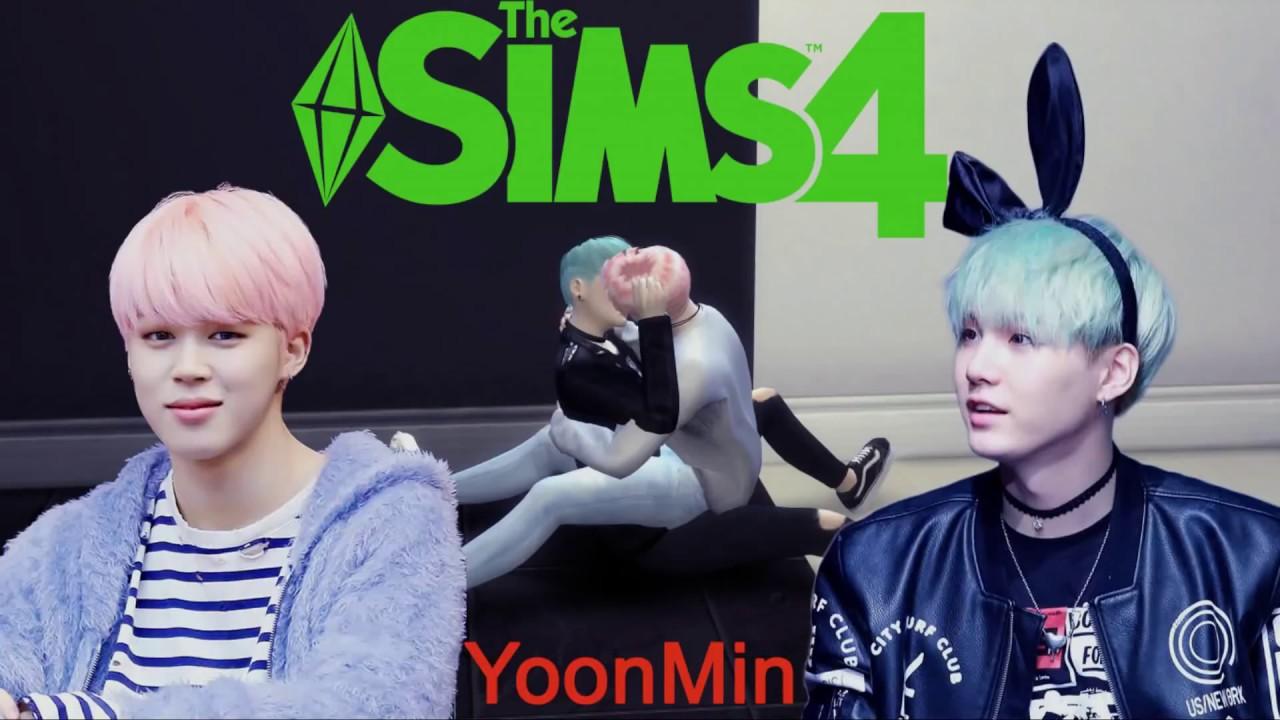 Cute Lemon Wallpaper The Sims 4 Create A Sim Yoonmin Jimin Yoongi Bts