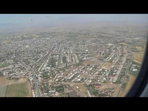 Fly Dubai Landing In  Yerevan.