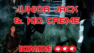 Bodymove Halloween Party at EGG with Junior Jack & Kid Creme!