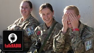 Should women be able to join the SAS? | Jeremy Kyle