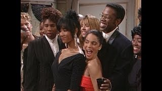 A Different World: 4x07 - Ron and Whitley team up against Kinu