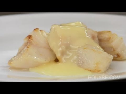 How To Make Beurre Blanc  (Butter Sauce)