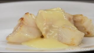 French Cooking Recipes: How To Make Beurre Blanc At Rouxbe.com