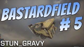 BastardField #5 (Jet-A-Ski, UCAV Swarm, Skidloader to Carrier)