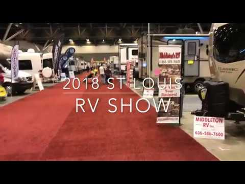 St Louis RV Show 2018
