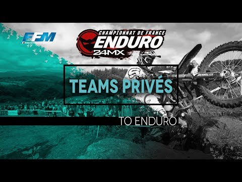 /// TEAMS PRIVES - TO ENDURO ///