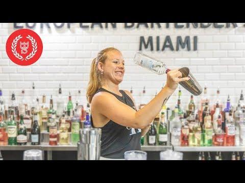 EBS 2-Day Working Flair Course - European Bartender School