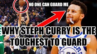 Why Stephen Curry Is The TOUGHEST Player to Guard In The NBA