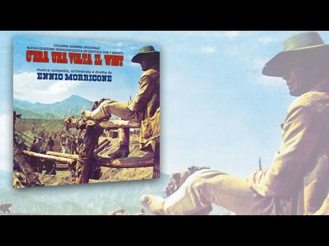 Ennio Morricone  Once Upon a Time in the West C'Era Una Volta Il West 1968