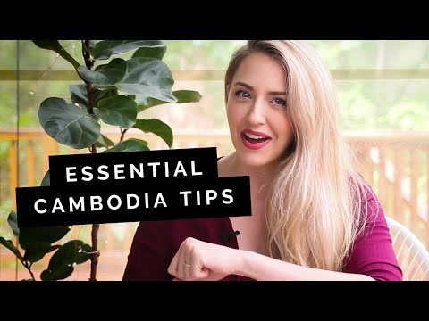 CAMBODIA Know BEFORE YOU GO   Little Grey Box