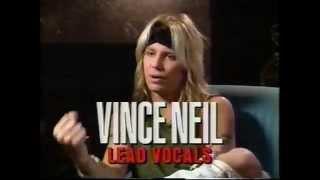 Motley Crue Rockumentary 1990 Documentary