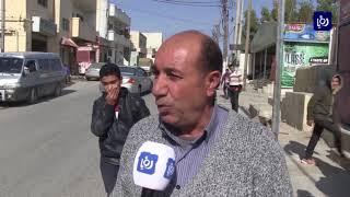 أهالي مخيم الشهيد عزمي المفتي بإربد يطالبون بعودة المركز الأمني - (17-12-2017)