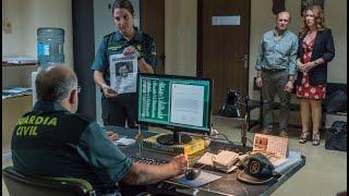 María responde por Almudena y Alfonso tras huir en un control de la Guardia Civil - Matadero