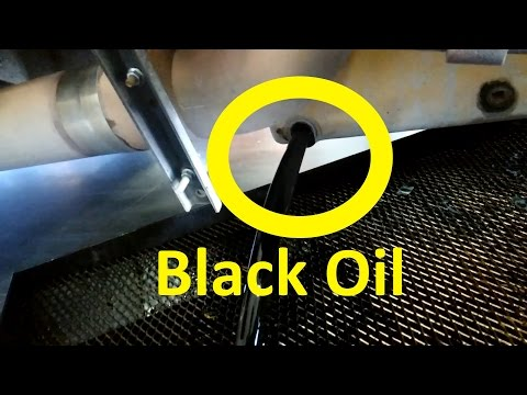 Why Does Diesel Oil Turn Black?  Why Is Diesel Oil So Dark?