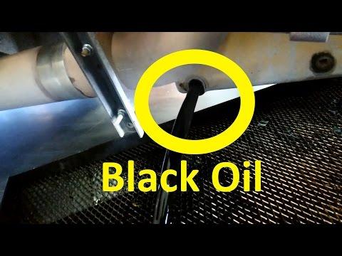 Why Does Diesel Oil Turn Black? Why Is Diesel Oil So Dark?