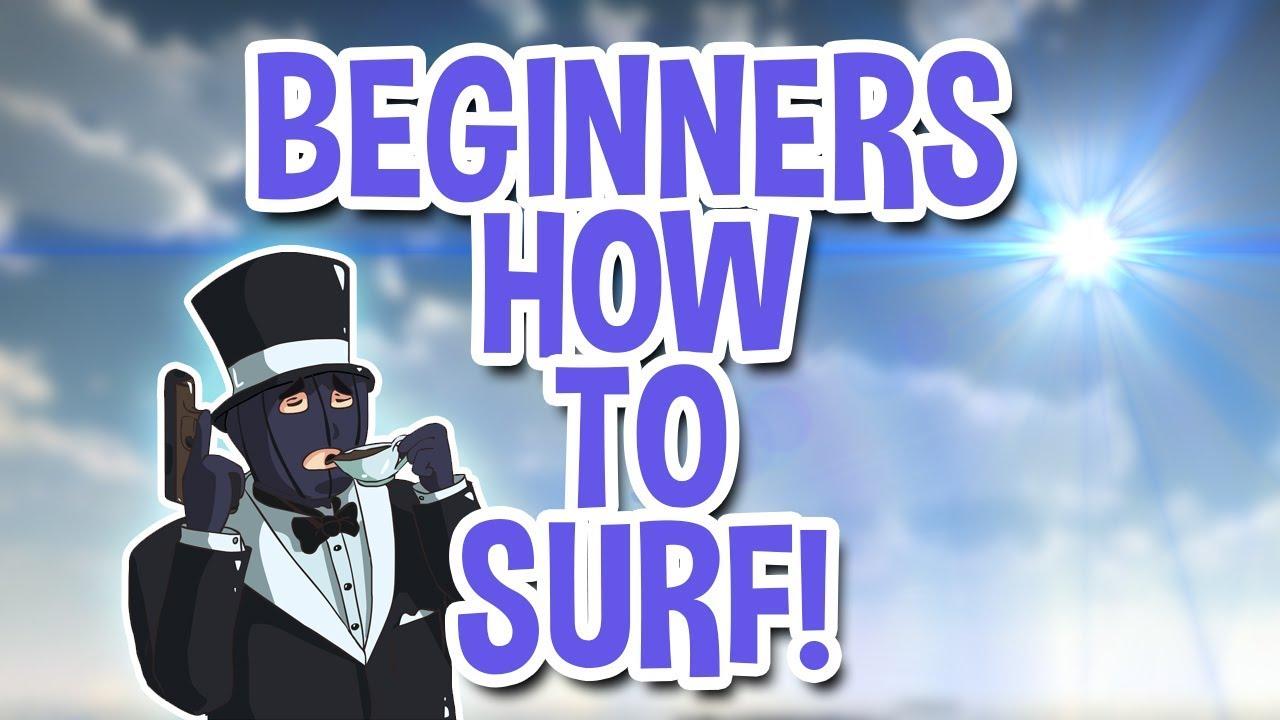 Surf simply: video tutorials on radiopublic.