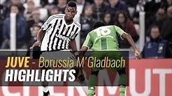 UEFA Champions League - 21/10/2015 - Juventus - Borussia Monchengladbach 0-0