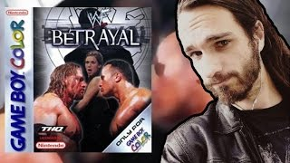 WWF Betrayal Review (GameBoy Color) - Psy Reviews It