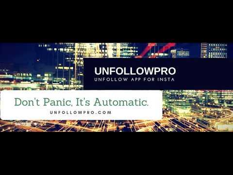 UnfollowPro | Unfollow app for Instagram | Ghost followers remover app for Instagram