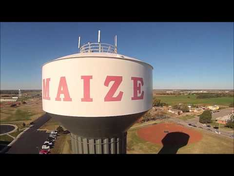Water Tower-City of Maize, Ks