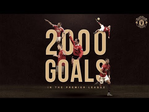 Manchester United | All 2000 Premier League Goals | 1992/93 - 2019/20 | Ronaldo, Rooney, Cantona