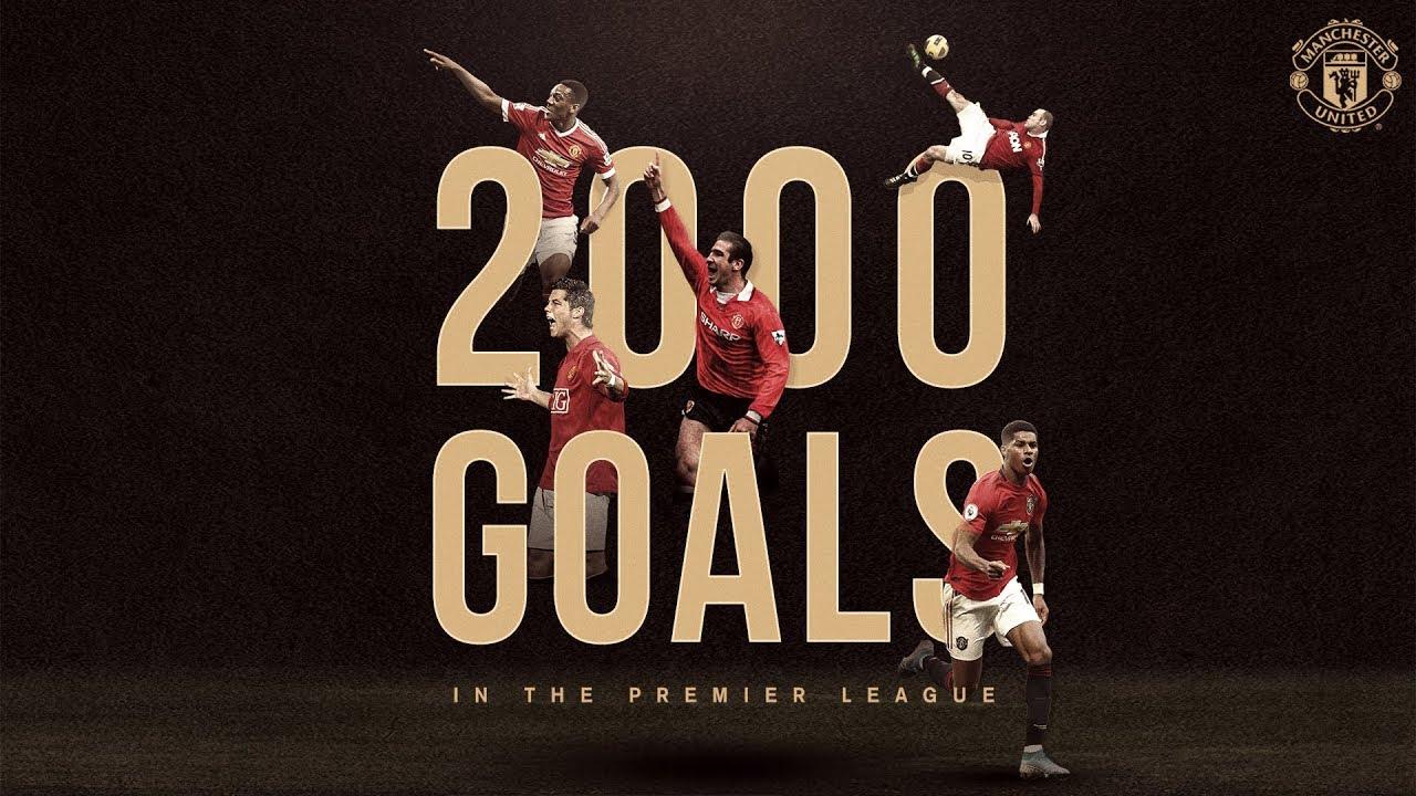 Download Manchester United | All 2000 Premier League Goals | 1992/93 - 2019/20 | Ronaldo, Rooney, Cantona