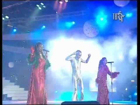 Boney M - Brown Girl In The Ring Live In Shanson TV