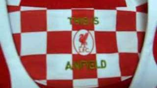 リバプール 最新ユニフォーム ホーム 2008-2010