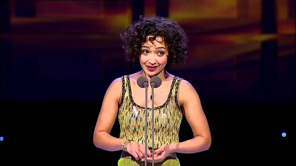 Ruth Negga, IFTA 2012 Winner, Actress Television, Shirley - YouTube