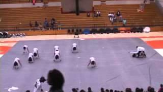 Golden Delight - Mid-atlantic College Danceline Comp 2011