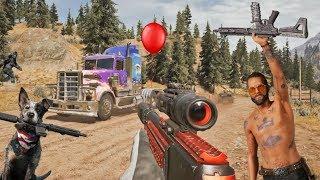 Някои от тайните на Far Cry 5!