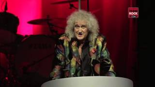 Queen Living Legends Award Speeches: Joe Satriani & Brian May 11/11/2015