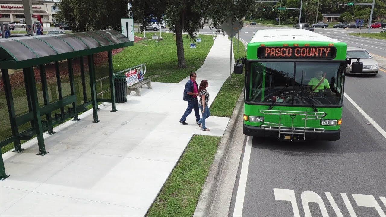 Public Transportation - PCPT | Pasco County, FL - Official Website