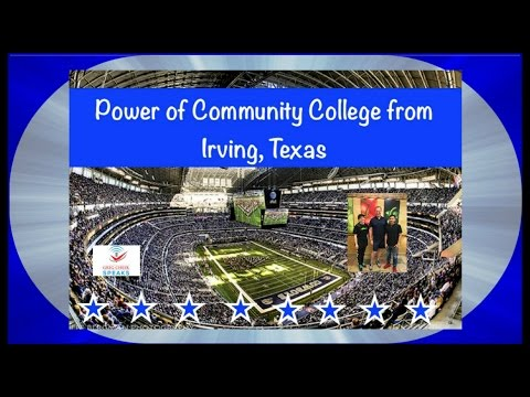 Power of Community College in Irving, Texas