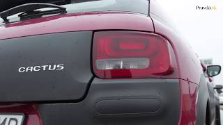 Test: Citroën C4 Cactus