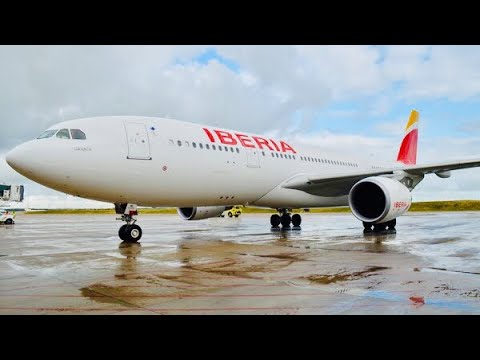 IBERIA A330-200 FLIGHT EXPERIENCE | MADRID - TOKYO