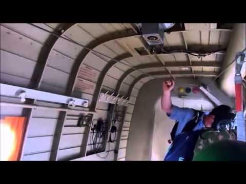 Parachute jumps 31.08.2014 with Banzai Parachute Club