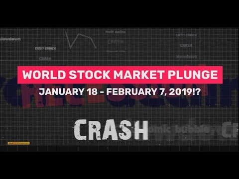 BIBLICAL STOCK PLUNGE 2019 | JANUARY 18 - FEBRUARY 7!? (Bo Polny)